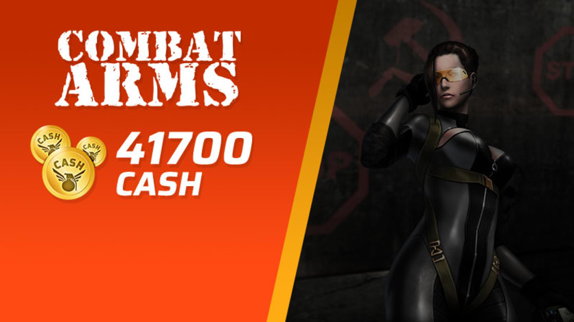 Screenshot 1 - Combat Arms - 41,700 Cash