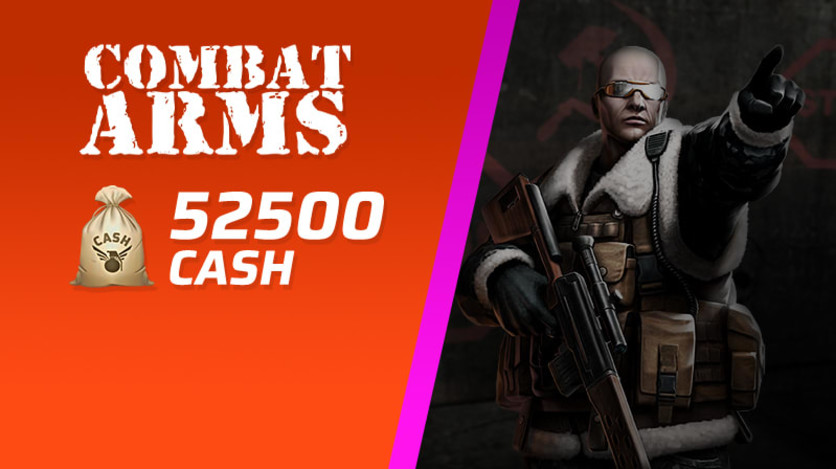 Screenshot 1 - Combat Arms - 52,500 Cash