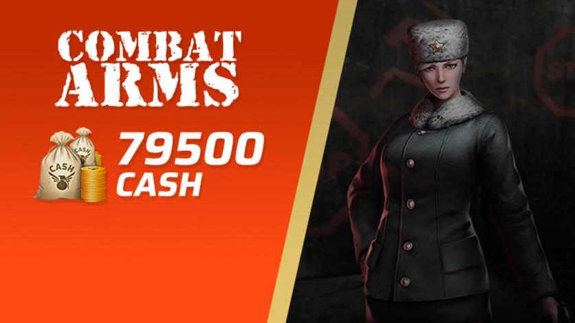Screenshot 1 - Combat Arms - 79,500 Cash
