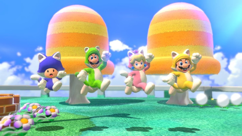 Screenshot 4 - Super Mario™ 3D World + Bowser's Fury