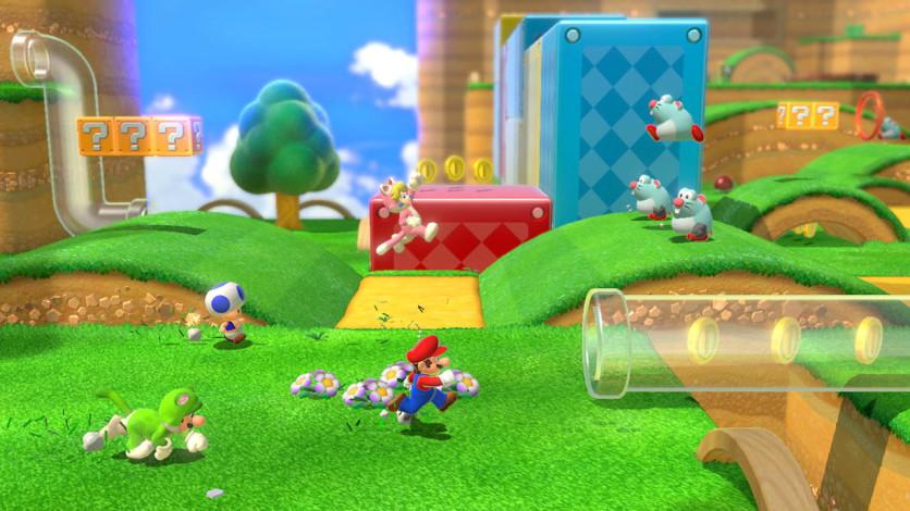 Screenshot 2 - Super Mario™ 3D World + Bowser's Fury