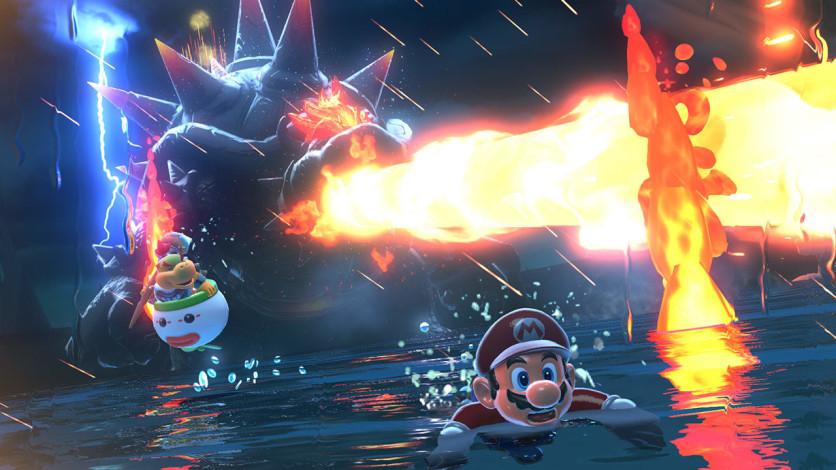Screenshot 5 - Super Mario™ 3D World + Bowser's Fury