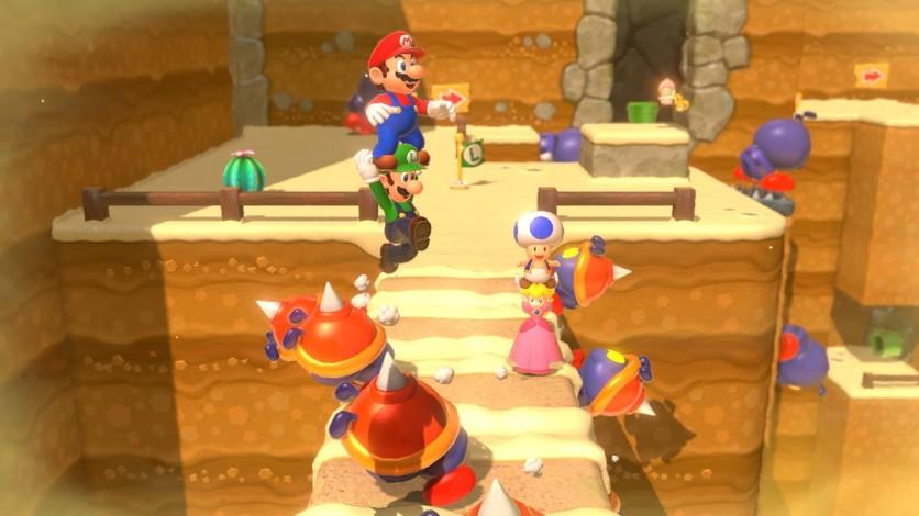 Screenshot 3 - Super Mario™ 3D World + Bowser's Fury