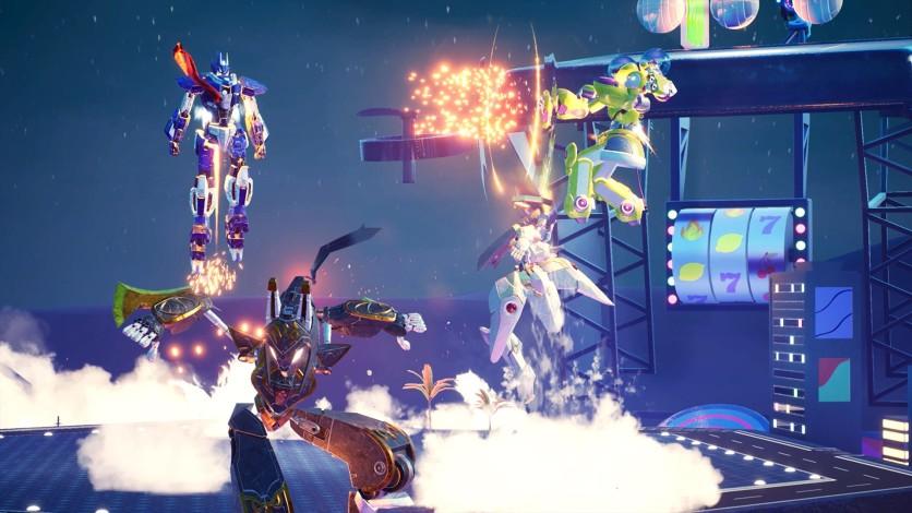Screenshot 7 - Override 2: Super Mech League Ultraman Edition