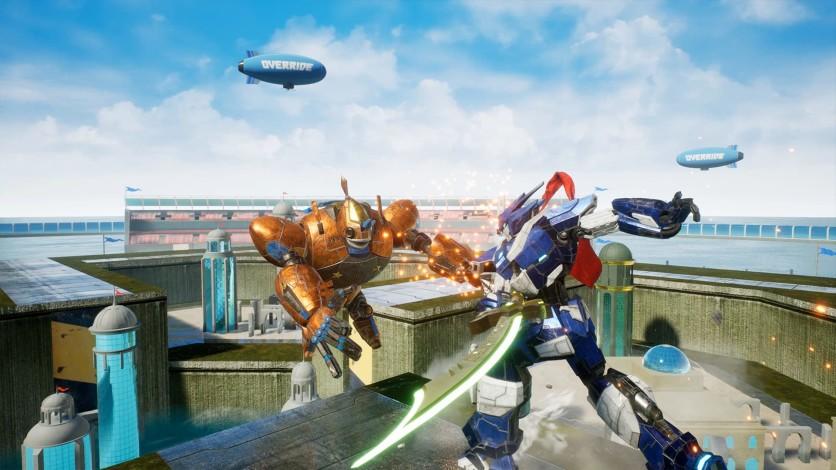 Screenshot 5 - Override 2: Super Mech League Ultraman Edition