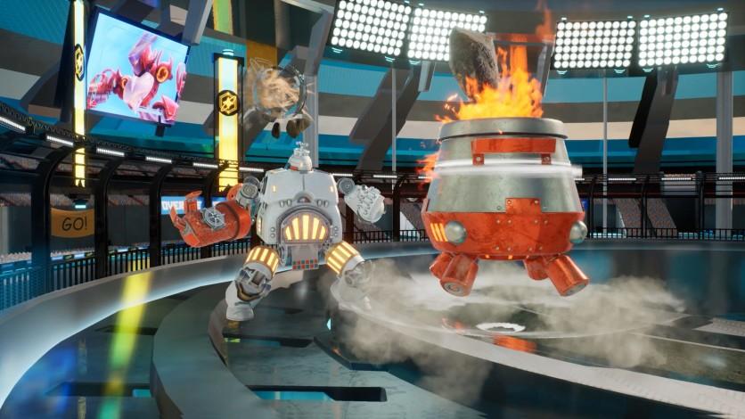 Screenshot 4 - Override 2: Super Mech League Ultraman Edition