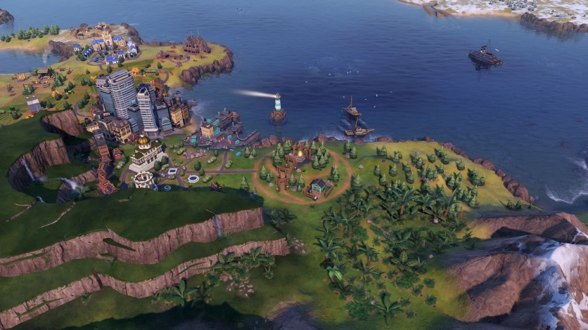 Screenshot 2 - Sid Meier's Civilization VI – Vietnam & Kublai Khan Pack