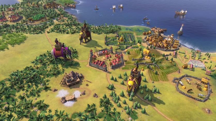 Screenshot 10 - Sid Meier's Civilization VI – Vietnam & Kublai Khan Pack
