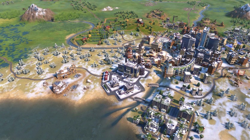 Screenshot 3 - Sid Meier's Civilization VI – Vietnam & Kublai Khan Pack