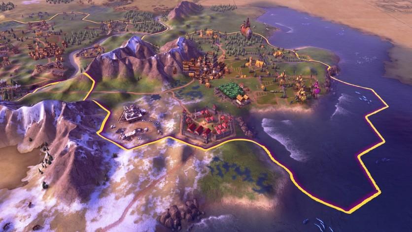 Screenshot 9 - Sid Meier's Civilization VI – Vietnam & Kublai Khan Pack