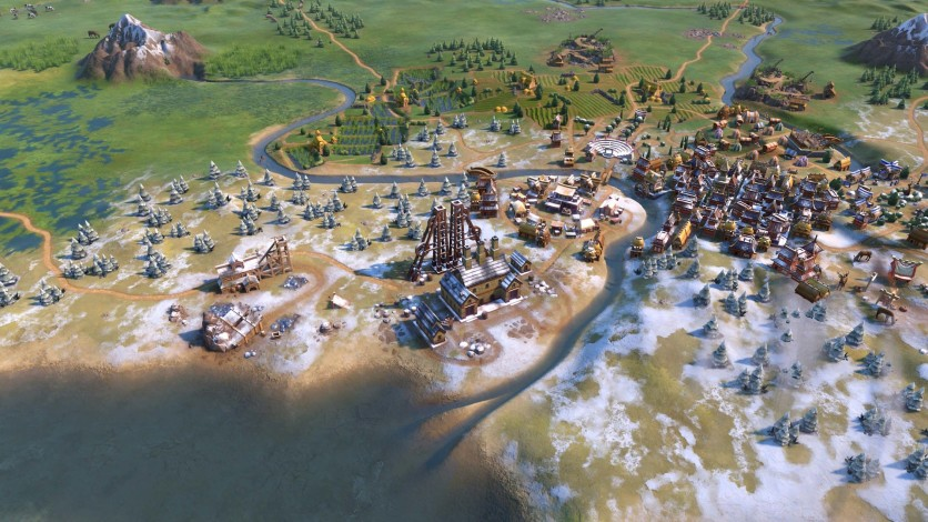 Screenshot 8 - Sid Meier's Civilization VI – Vietnam & Kublai Khan Pack