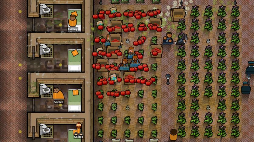 Screenshot 6 - Prison Architect - Going Green