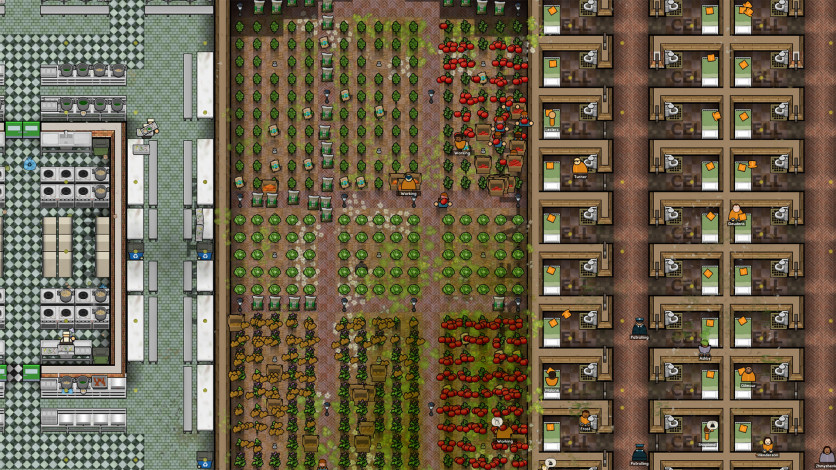 Screenshot 9 - Prison Architect - Going Green