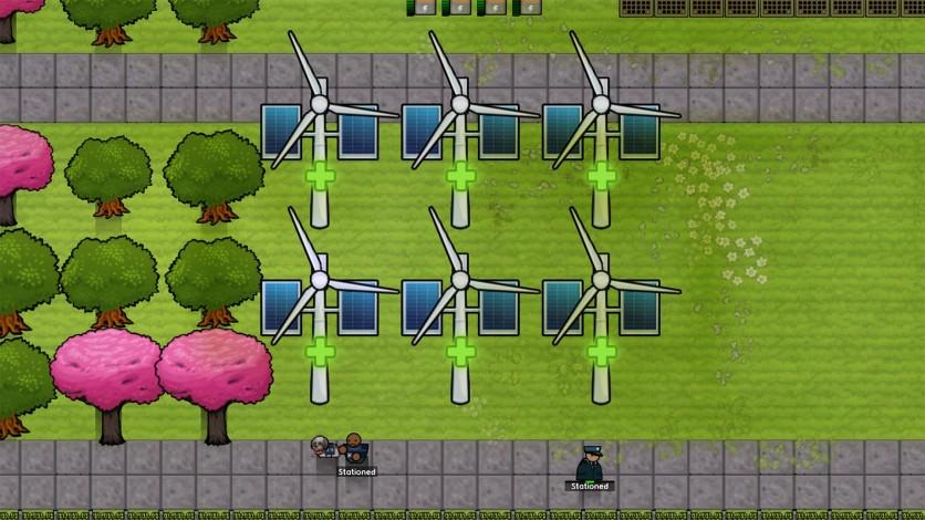 Screenshot 3 - Prison Architect - Going Green