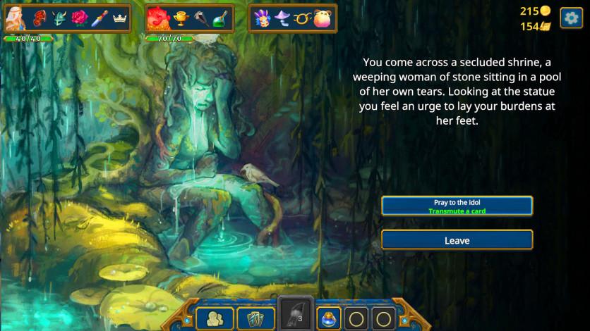 Screenshot 7 - Roguebook