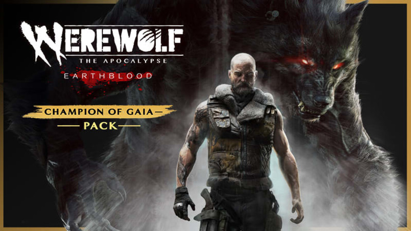 Screenshot 1 - Werewolf The Apocalypse : Earthblood - Champion of Gaia Pack