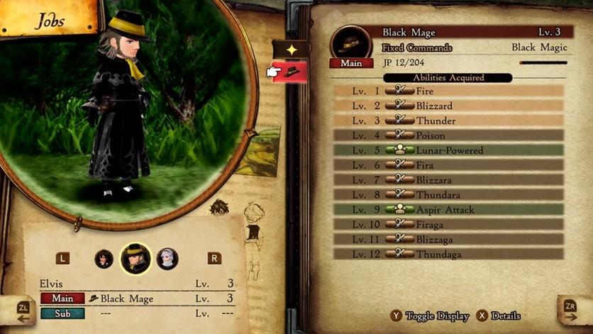 Screenshot 3 - Bravely Default™ II