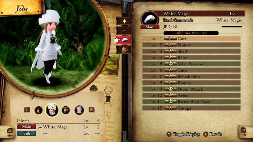 Screenshot 6 - Bravely Default™ II