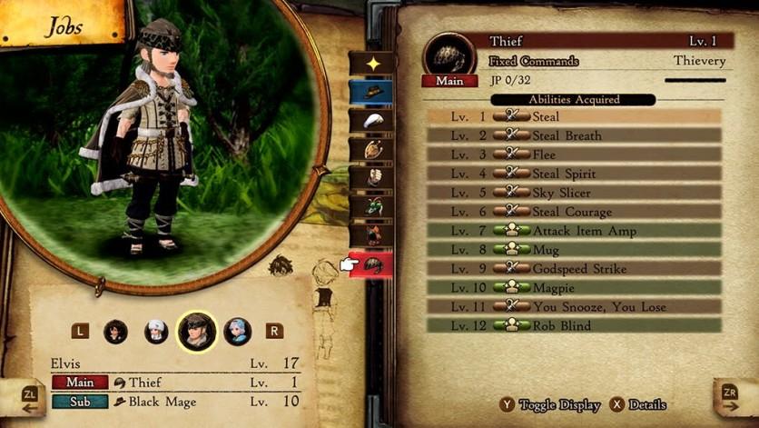 Screenshot 5 - Bravely Default™ II