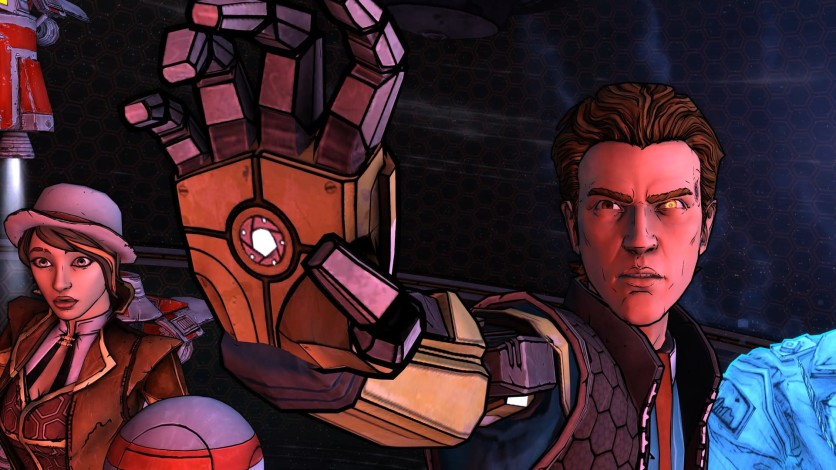Screenshot 2 - Tales from the Borderlands