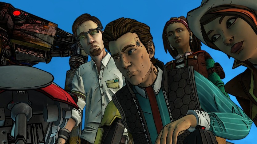 Screenshot 5 - Tales from the Borderlands