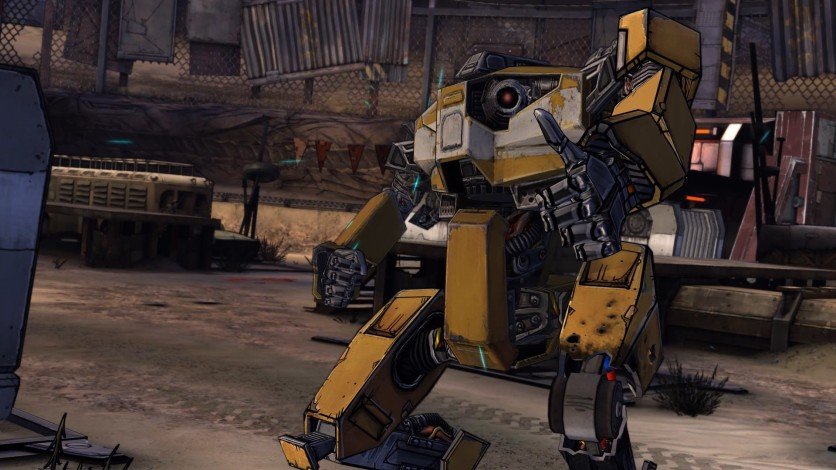 Screenshot 6 - Tales from the Borderlands