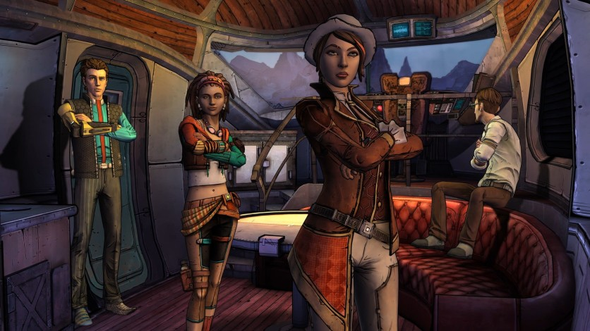 Screenshot 4 - Tales from the Borderlands