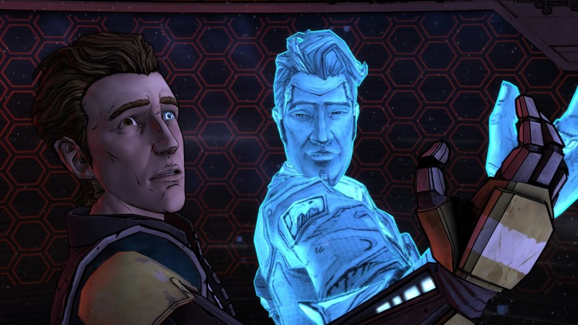 Screenshot 3 - Tales from the Borderlands