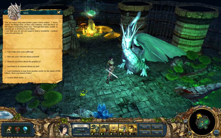 Screenshot 2 - King's Bounty: Ultimate Edition