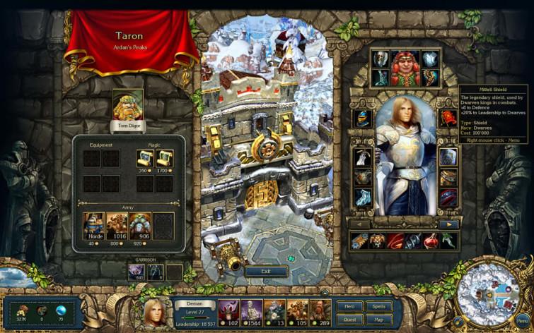Screenshot 5 - King's Bounty: Ultimate Edition