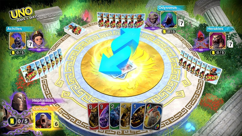 Screenshot 1 - UNO – Fenyx Quest Themed Cards