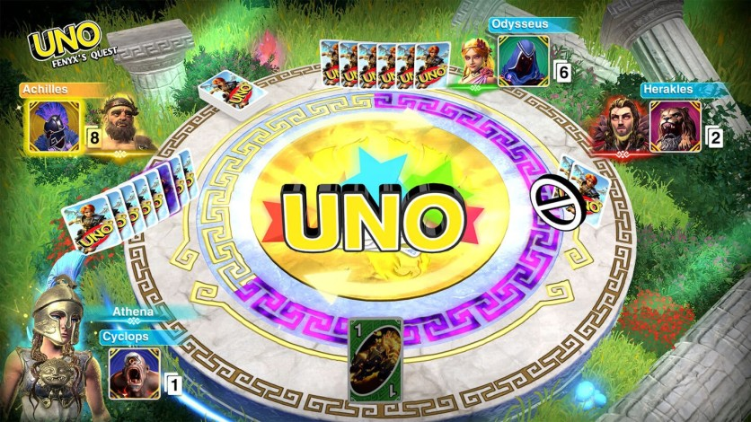Screenshot 3 - UNO – Fenyx Quest Themed Cards