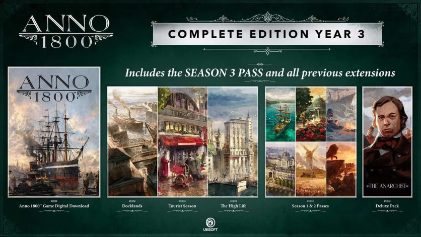 Screenshot 1 - Anno 1800 Complete Edition Year 3