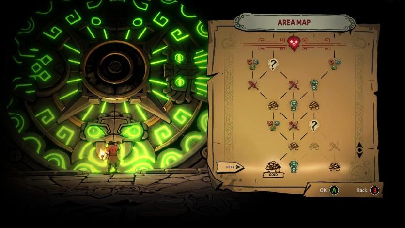 Screenshot 3 - Curse of the Dead Gods