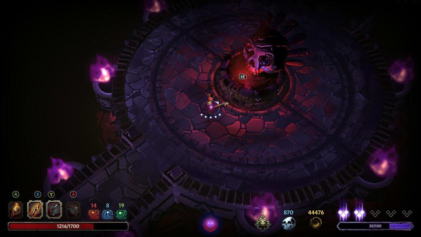 Screenshot 7 - Curse of the Dead Gods