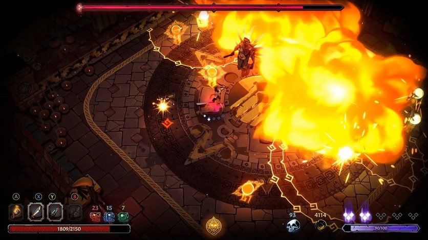 Screenshot 11 - Curse of the Dead Gods