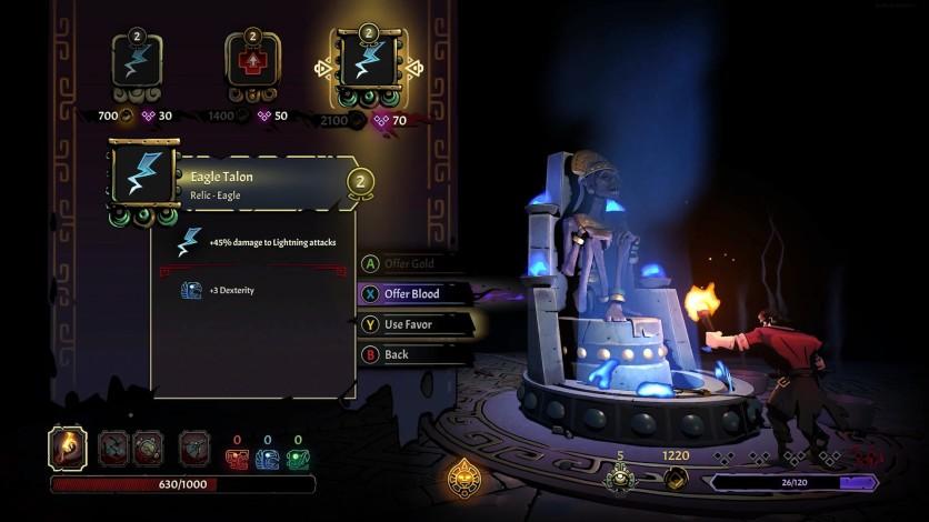 Screenshot 6 - Curse of the Dead Gods