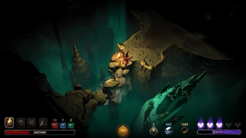Screenshot 9 - Curse of the Dead Gods