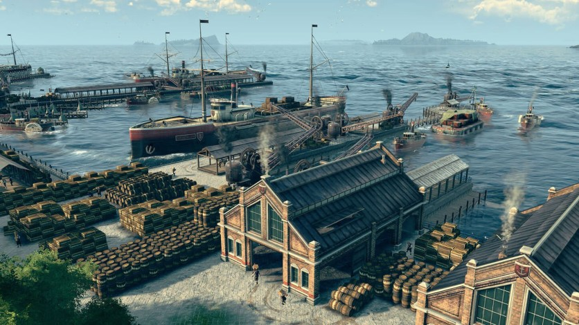 Screenshot 3 - Anno 1800 Season 3 Pass