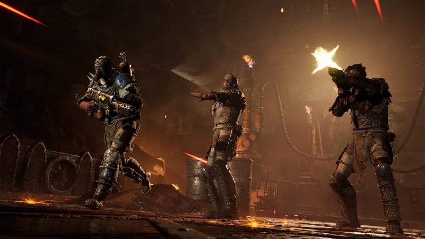 Screenshot 3 - Necromunda: Underhive Wars - Cawdor Gang