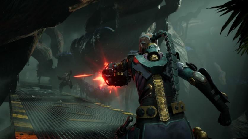 Screenshot 4 - Necromunda: Underhive Wars - Van Saar Gang