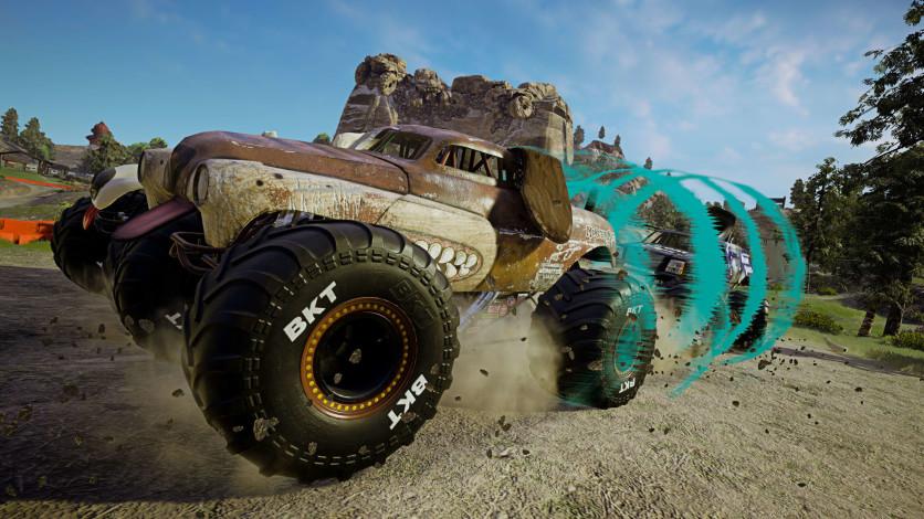 Screenshot 4 - Monster Jam Steel Titans 2
