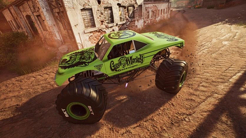 Screenshot 2 - Monster Jam Steel Titans 2