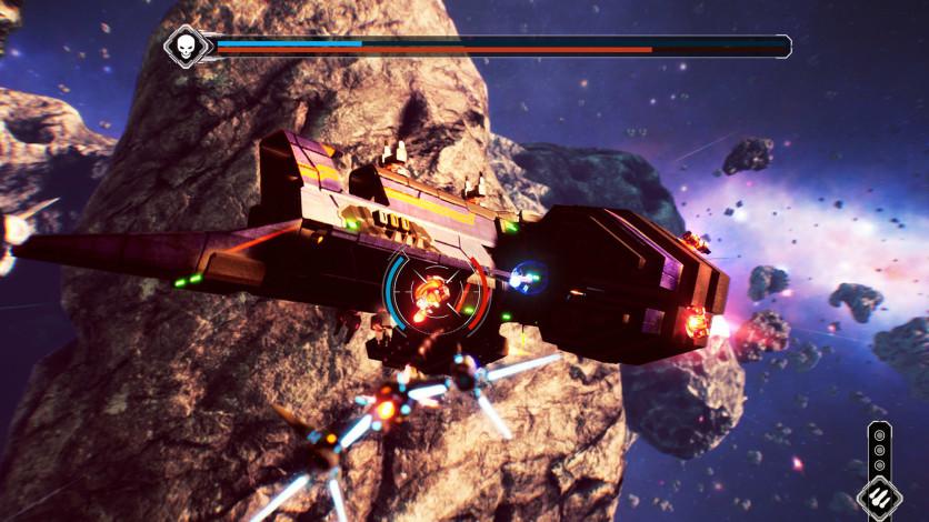 Screenshot 5 - Redout Space Assault