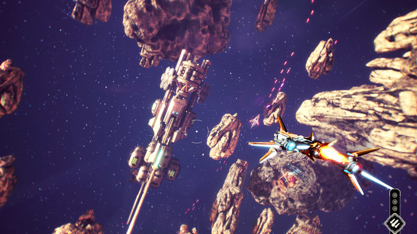 Screenshot 3 - Redout Space Assault