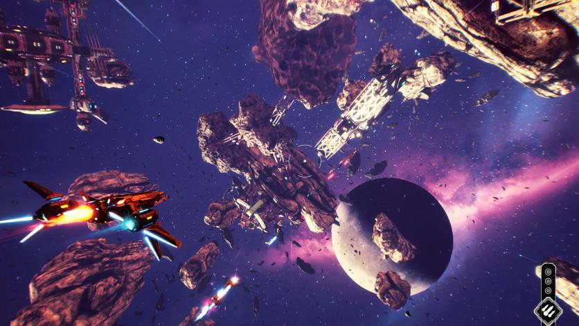 Screenshot 4 - Redout Space Assault