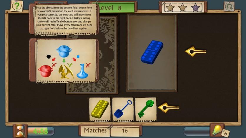 Screenshot 3 - Hiddenverse: Ominous Opus