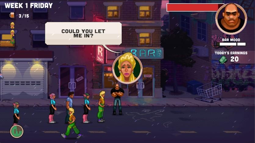 Screenshot 2 - Bouncer Story