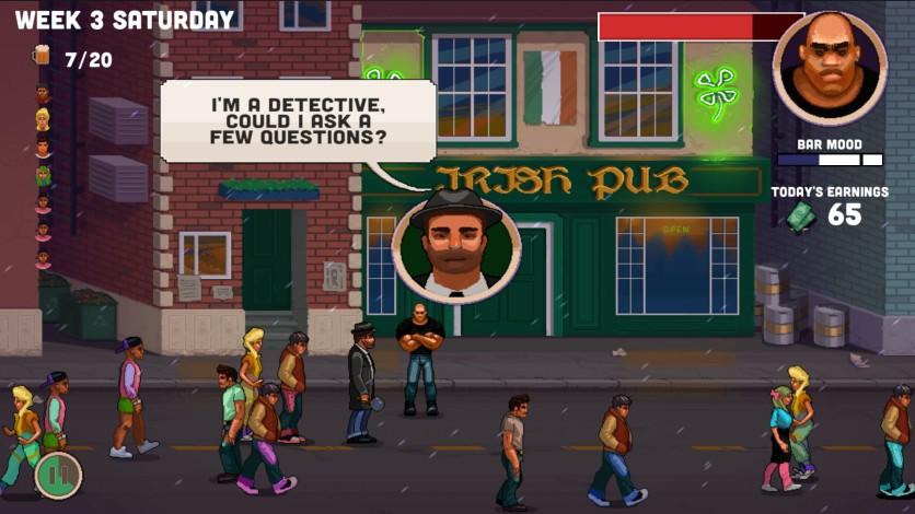 Screenshot 3 - Bouncer Story
