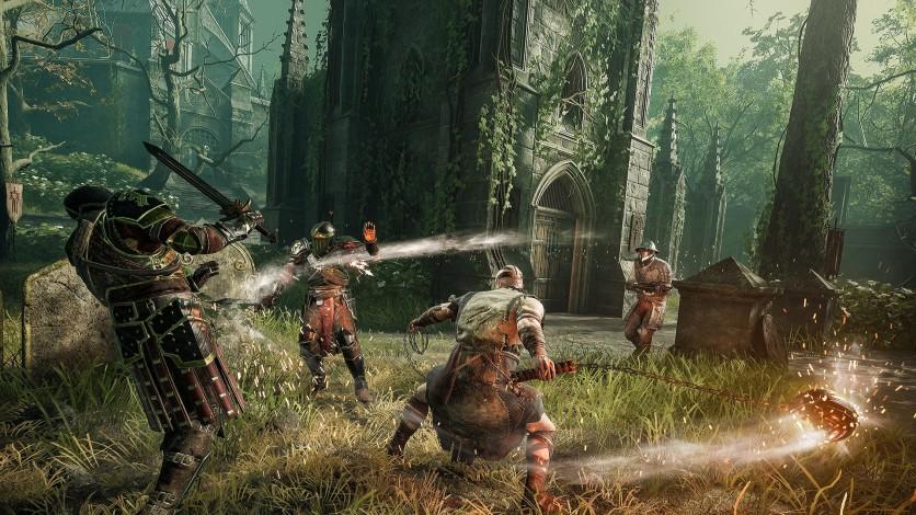Screenshot 7 - Hood: Outlaws & Legends